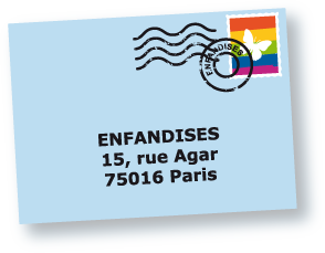ENFANDISES, 15 rue Agar, 75016 Paris, FRANCE